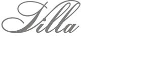 Villa Tinta logo white