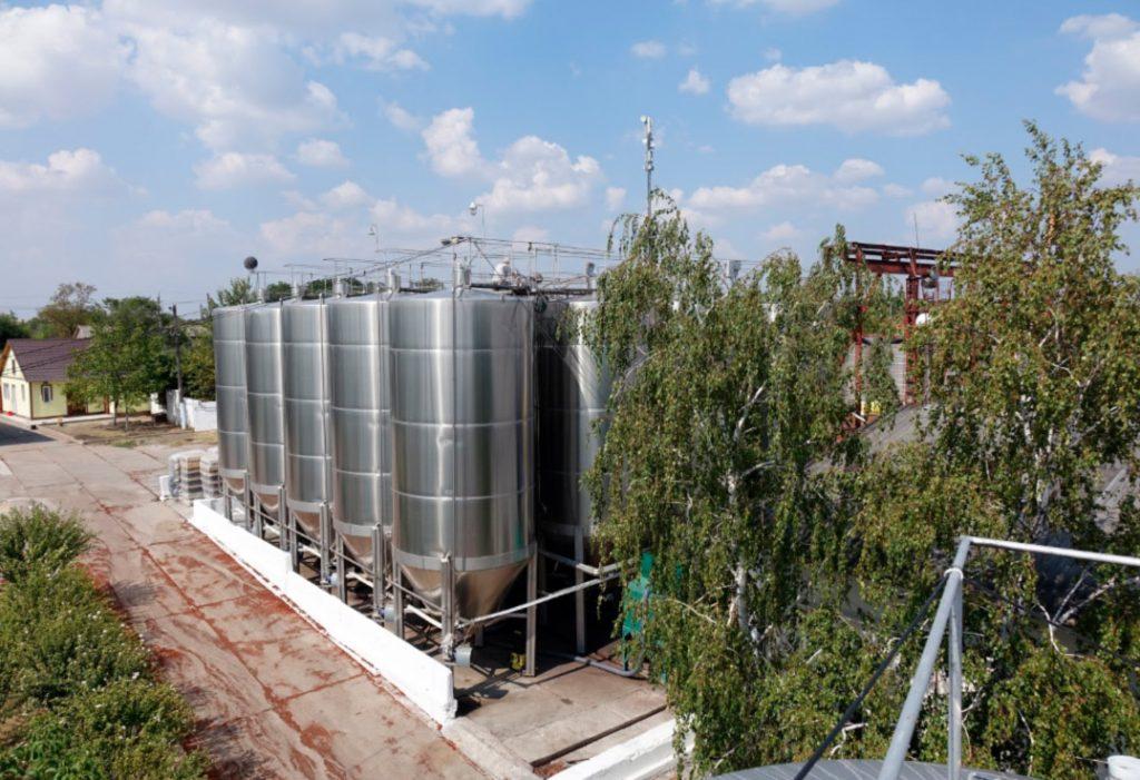 Production Villa Tinta