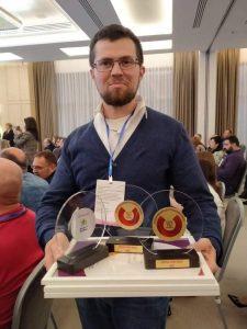 dessa Wine & Spirit Awards 2021: Коснянтин Тінтулов з нагородами Villa Tinta
